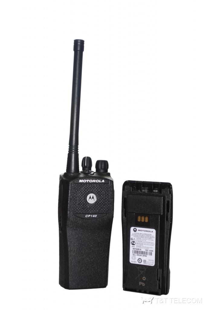 Motorola CP140  Рациирф